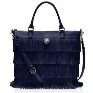 Tory Burch suede fringe purse! 👛